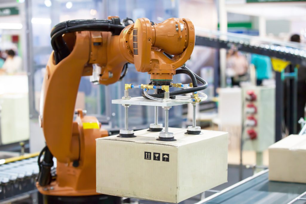 Robots and the F&B industry